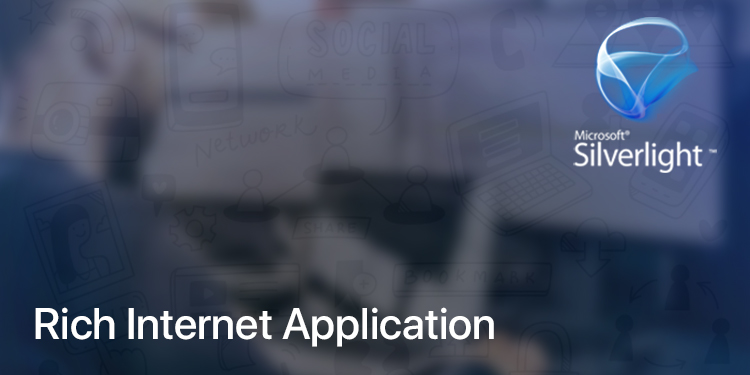 Why we use Silverlight Technology to develop Rich Internet Applications?