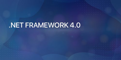 What's New in .NET 4.0 Framework?