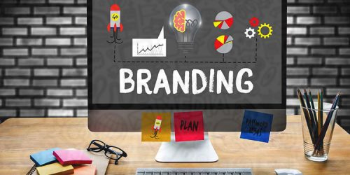 A web development company can create an online business brand