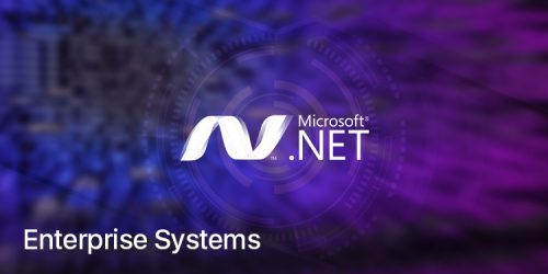 Microsoft .NET framework powers Enterprise Systems worldwide