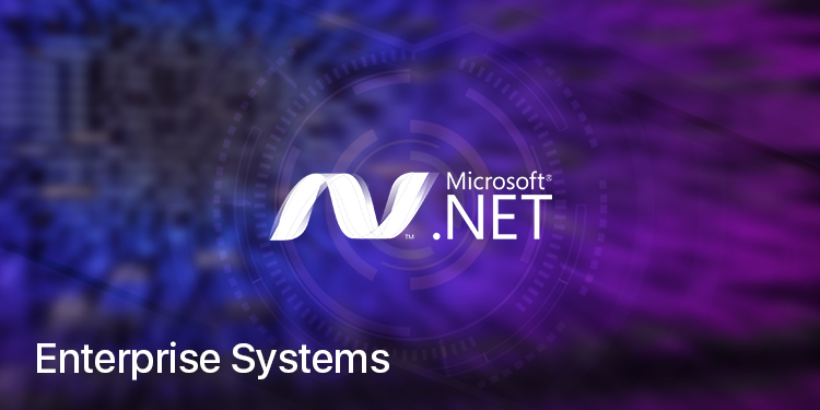 Microsoft .NET framework powers Enterprise Systems worldwide
