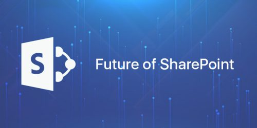 What does the future of SharePoint hold?