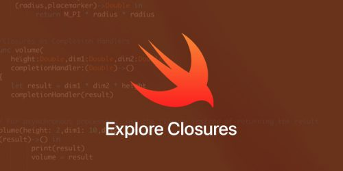 Explore Closures in Swift