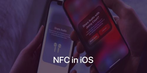How to integrate Core NFC in iOS