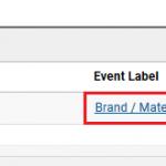 Download Event label