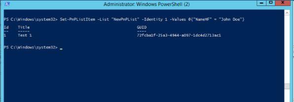 Remote Administration of SharePoint with PnP-PowerShell - Tatvasoft