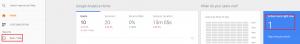 Verify google analytics code