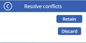 Add two button controls