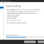Express settings 2
