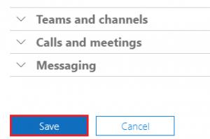 Save External Apps