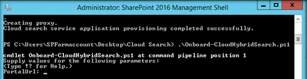 sharepoint administrator management shell