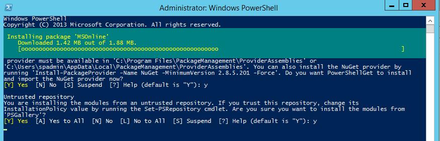 windows power shell